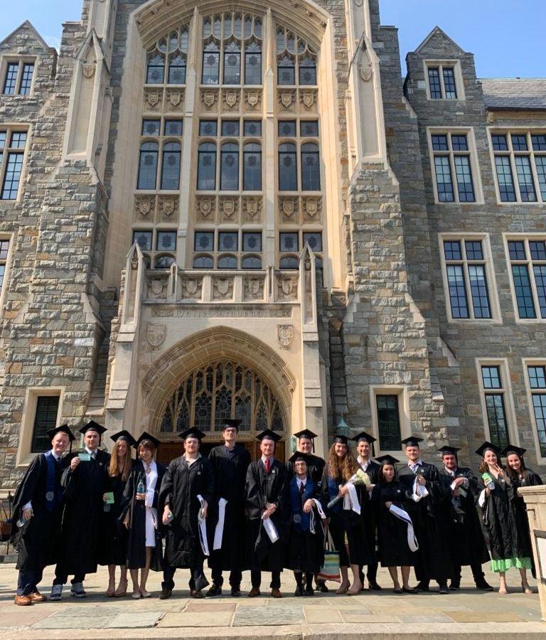 CERES graduation