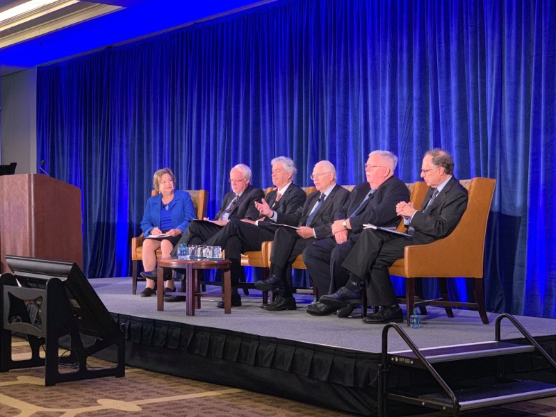 Ambassadors panel
